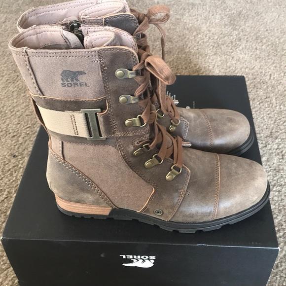 0f34d07e089 Sorel Major Carly Boots